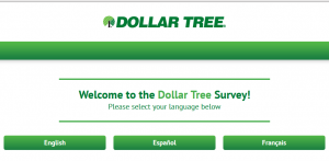 DollarTreeFeedback - Dollar Tree Survey