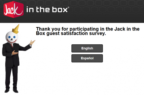 JackListens - Jack in the Box Customer Survey