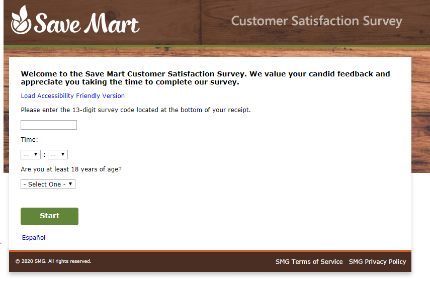 Save Mart Customer Satisfaction Survey Review