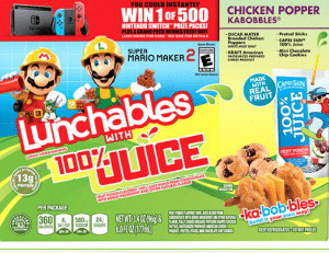 The Lunchables Sweepstakes Review